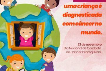 Números do câncer infantojuvenil em todo Brasil alertam para o diagnóstico precoce