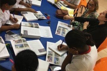 Projeto EJA estimula habilidades de hóspedes da Casa Ronald McDonald Belém