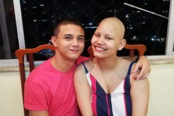 Na saúde e na doença: o amor de Vitória e Alex